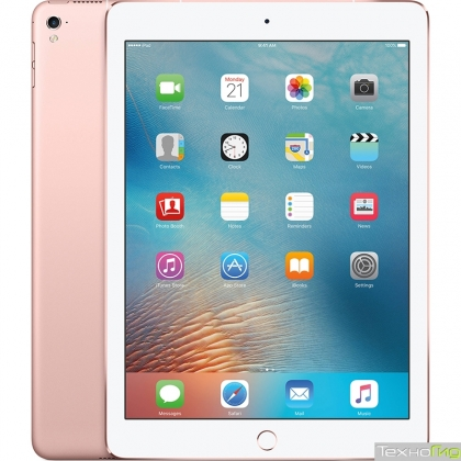 Apple iPad Pro 9.7-inch Wi-Fi + Cellular 128GB - Gold [MLQ52RU/A]