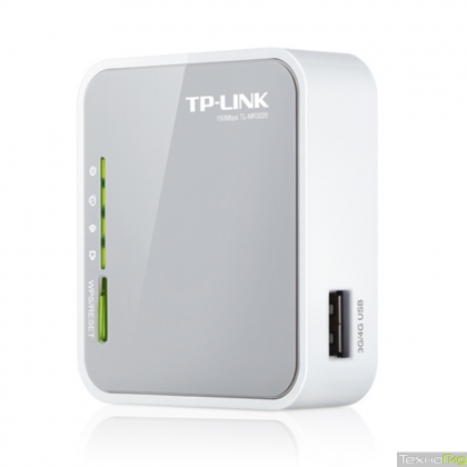 TP-Link TL-MR3020 Маршрутизатор 3G/3.75G Wireless N Router