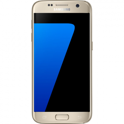 "Samsung Galaxy S7 SM-G930FD 32Gb Gold Platinum 5.1"",1440x2560,4G LTE, Wi-Fi, GPS, ГЛОНАСС,12 МП+5МП,32 Гб,microSD,Android 6.0 [SM-G930FZDUSER]"